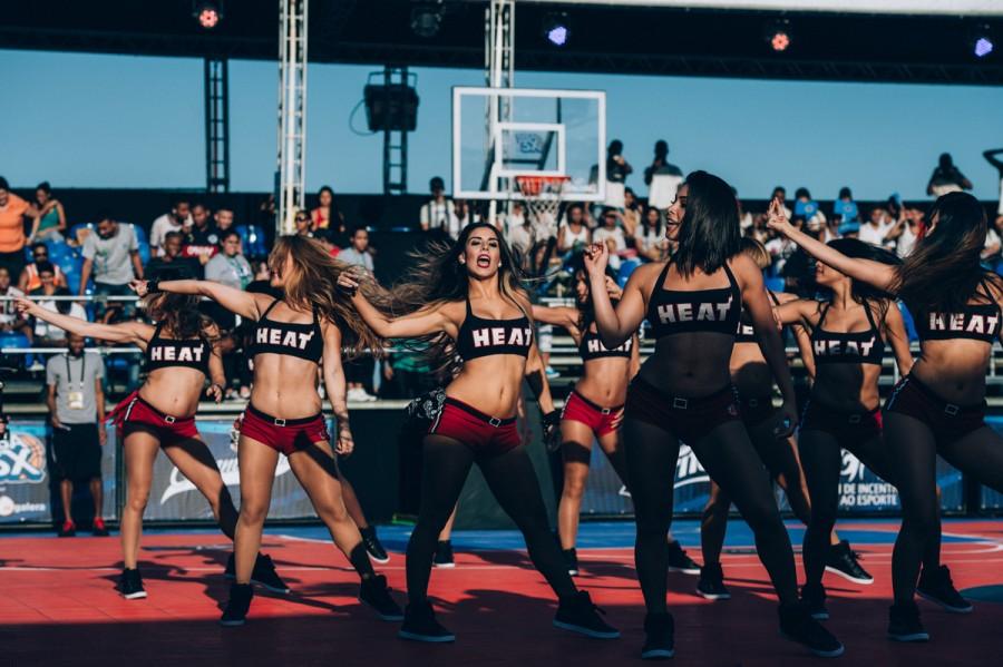 NBA Fan Zone - Praia de Ipanema - Rio de Janeiro - Brasil