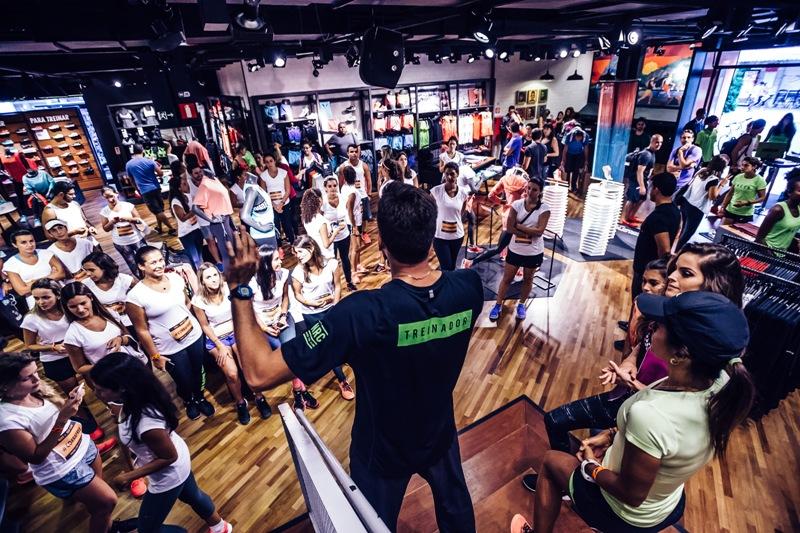 Treino 2 em 1 - Urca - Lançamento Nike Free 2015